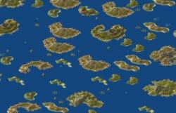 Grepolis Weltkarte